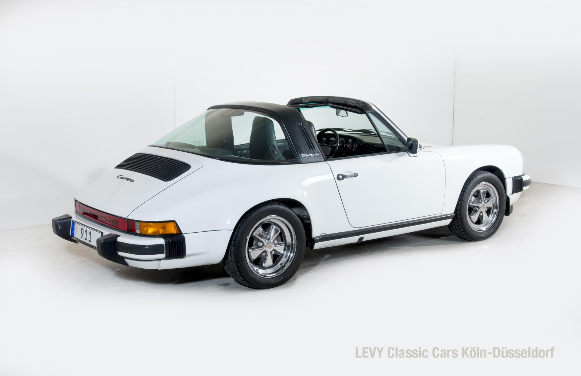 Porsche 911 Targa 61307_35