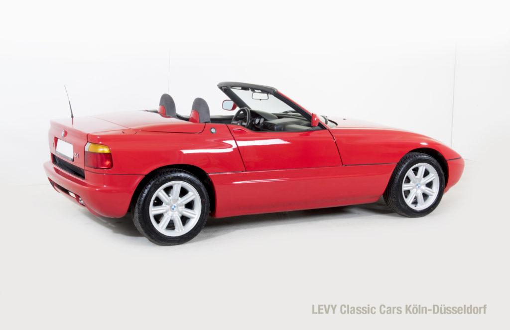 Bmw Z1 06772 13 Levy Classic Cars