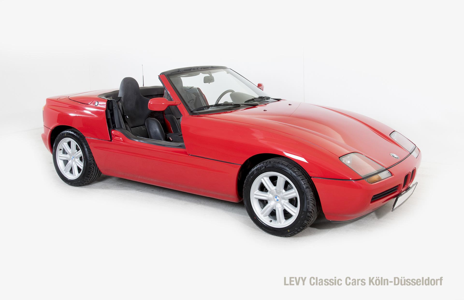 bmw z1 roadster deutsches fz aus 2 hand scheckheft levy classic cars. Black Bedroom Furniture Sets. Home Design Ideas