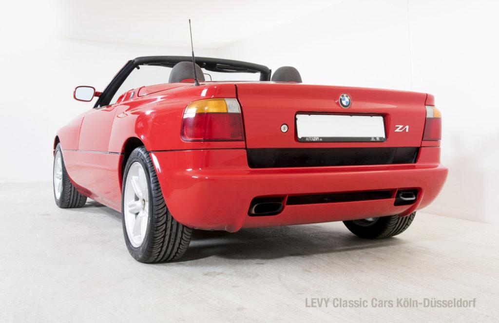 Bmw Z1 06772 65 Levy Classic Cars