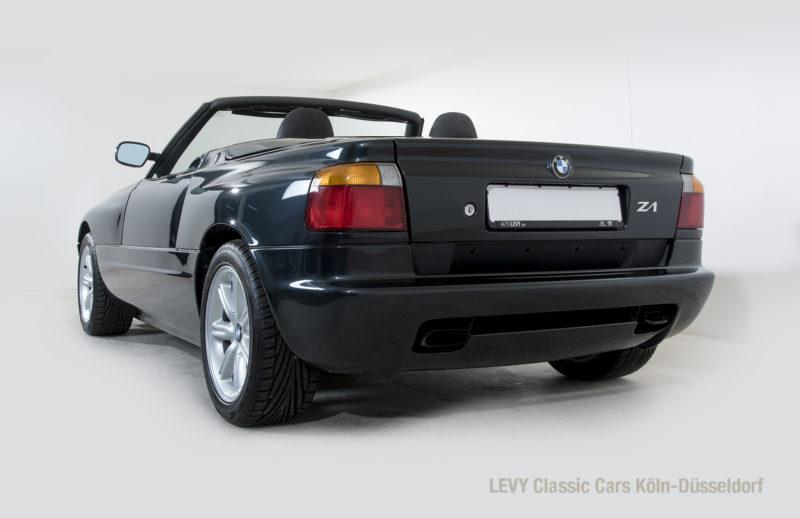 BMW Z1 Schwarz 05