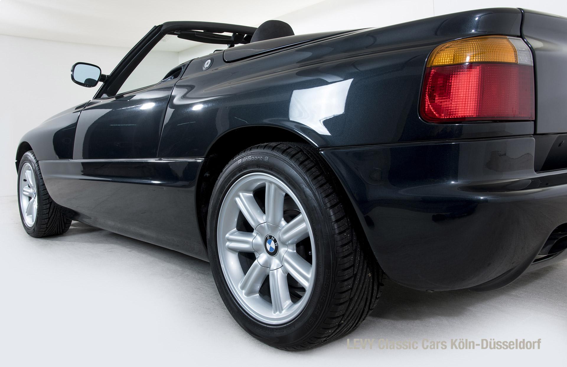 Bmw Z1 Schwarz 08 Levy Classic Cars