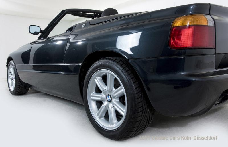 BMW Z1 Schwarz 08