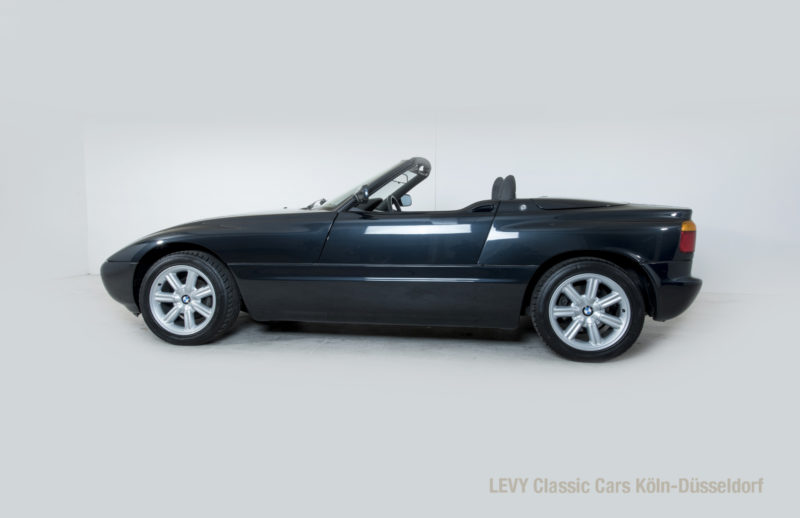BMW Z1 Schwarz 17