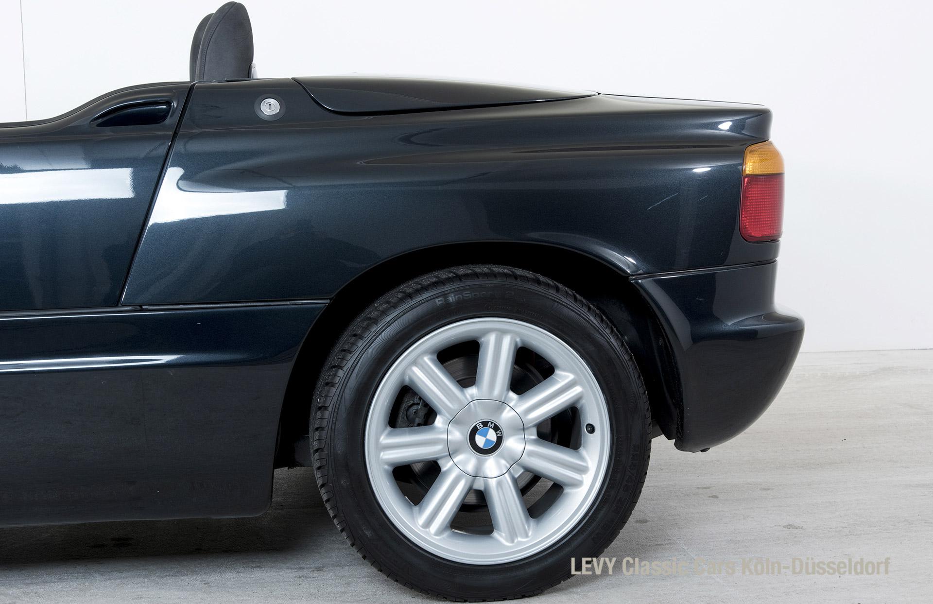 BMW Z1 Schwarz 18