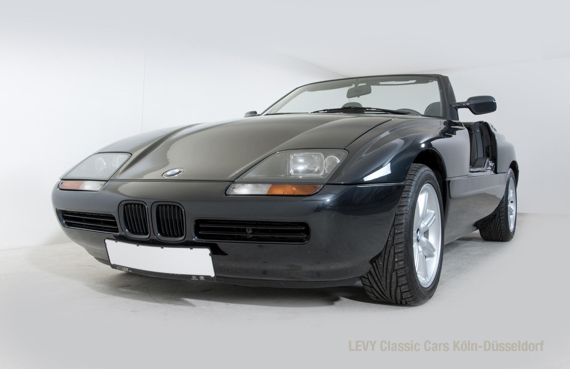 BMW Z1 Schwarz 23