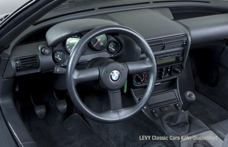 BMW Z1 Schwarz 27