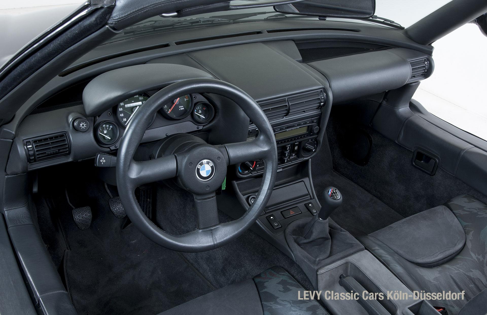 BMW Z1 Schwarz 28