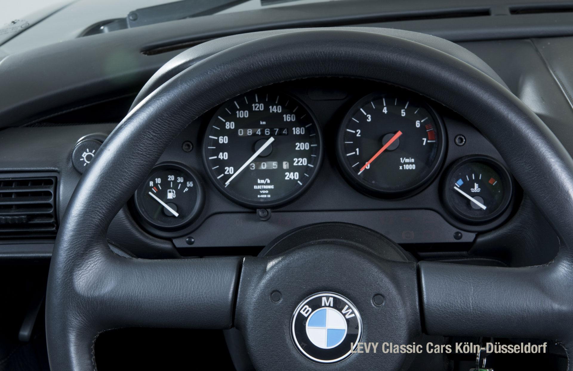 BMW Z1 Schwarz 29