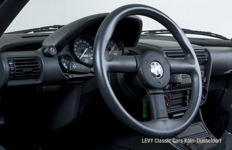 BMW Z1 Schwarz 33