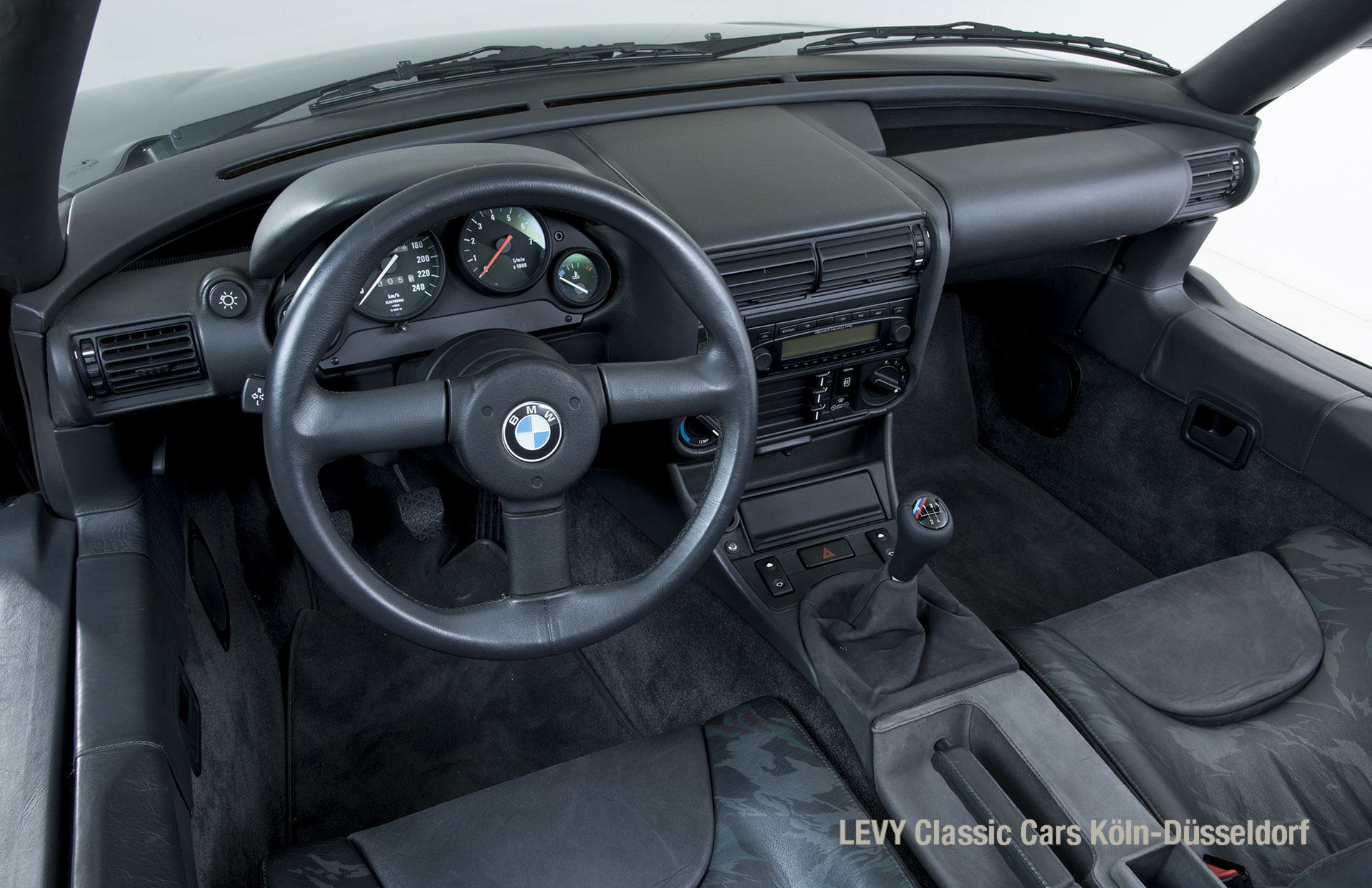 BMW Z1 Schwarz 38