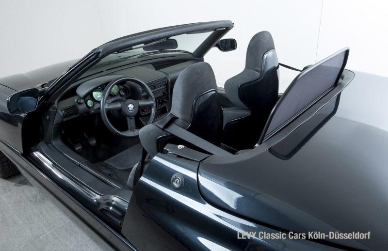 BMW Z1 Schwarz 39