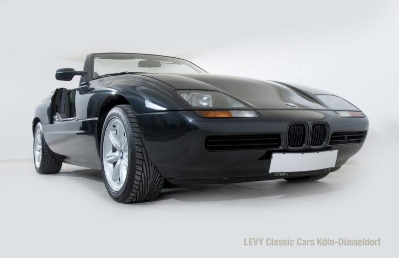 BMW Z1 Schwarz 52