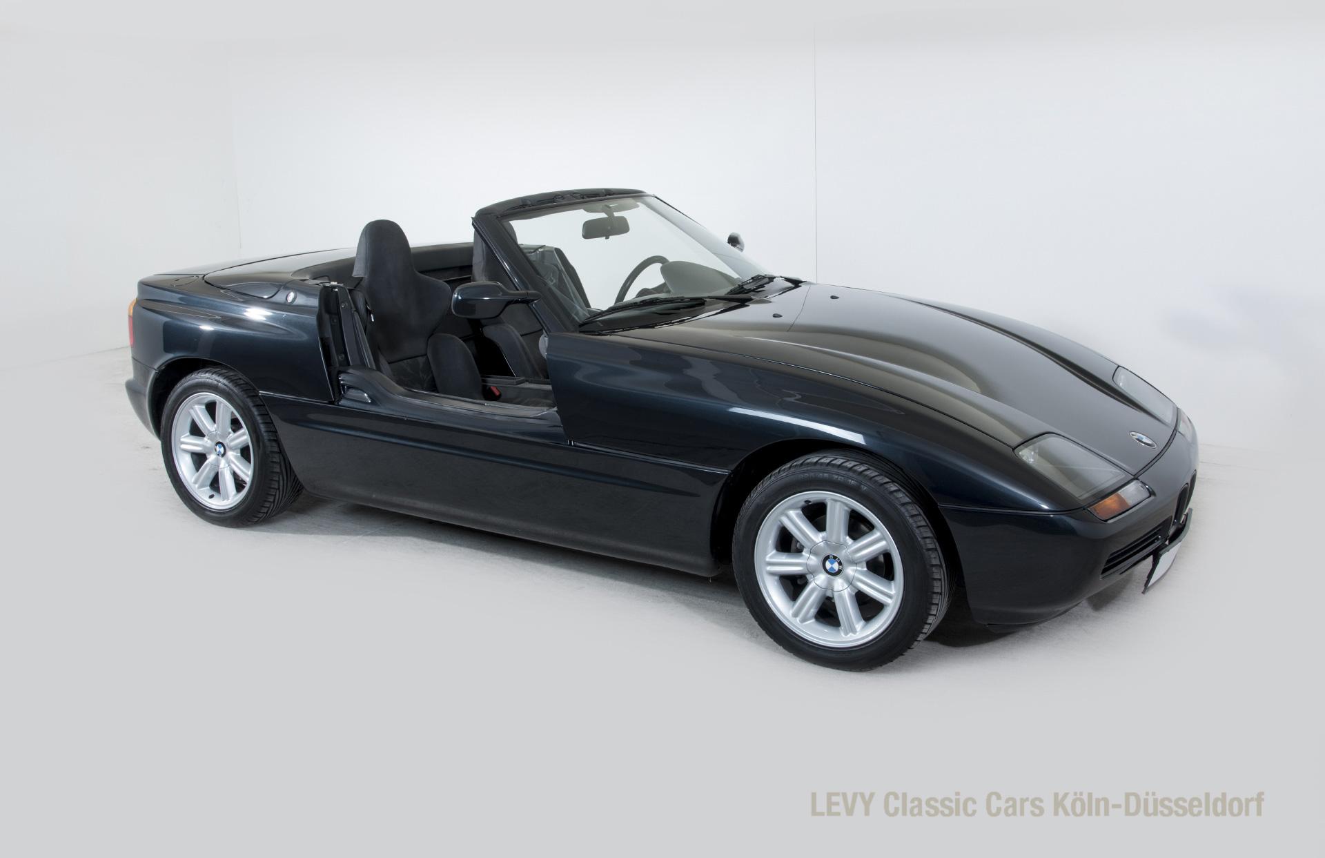 Bmw Z1 Schwarz 55 Levy Classic Cars