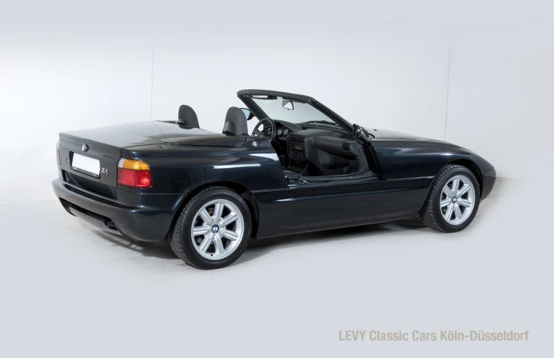 BMW Z1 Schwarz 57