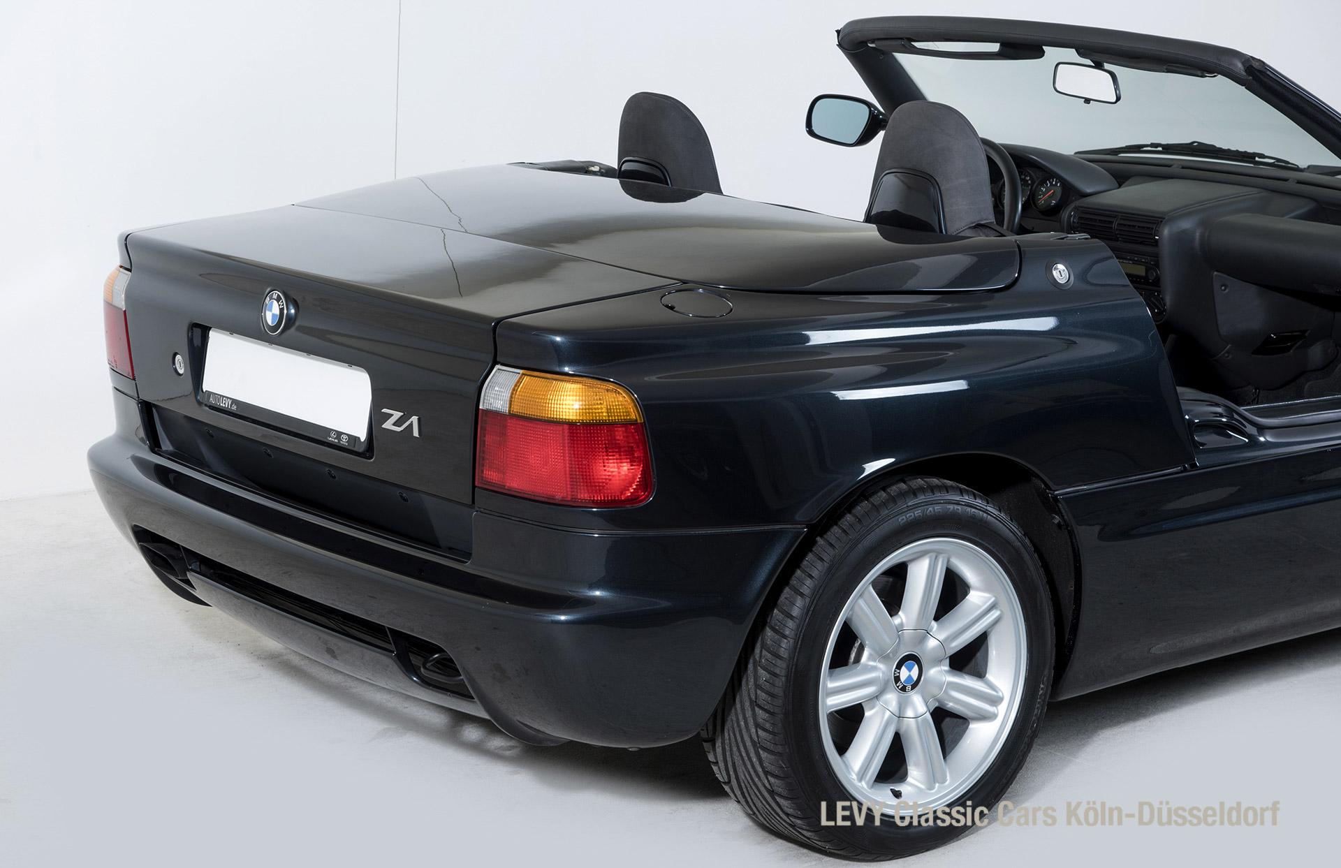 BMW Z1 Schwarz 58