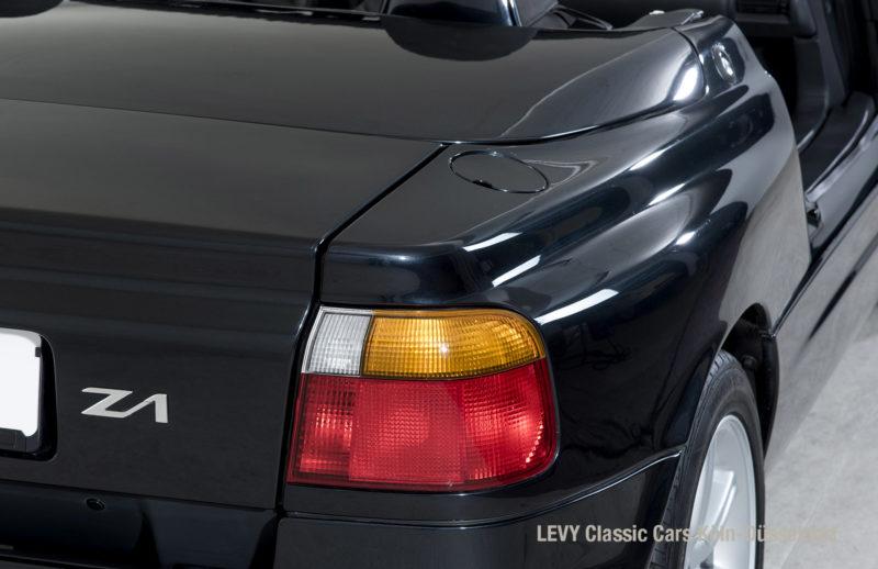 BMW Z1 Schwarz 62