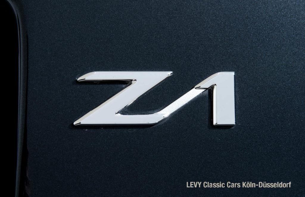Bmw Z1 Schwarz 63 Levy Classic Cars