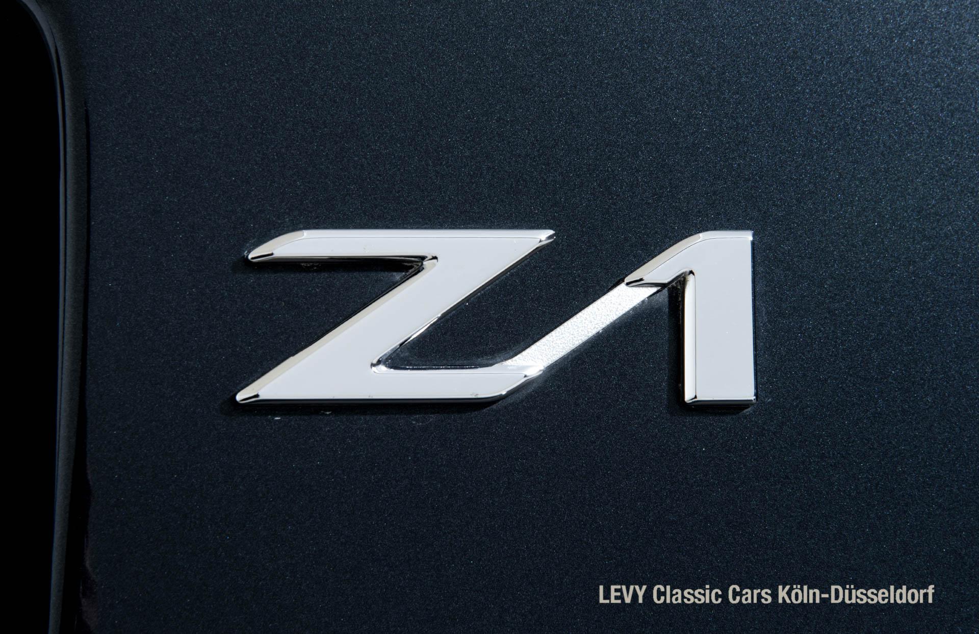 BMW Z1 Schwarz 63