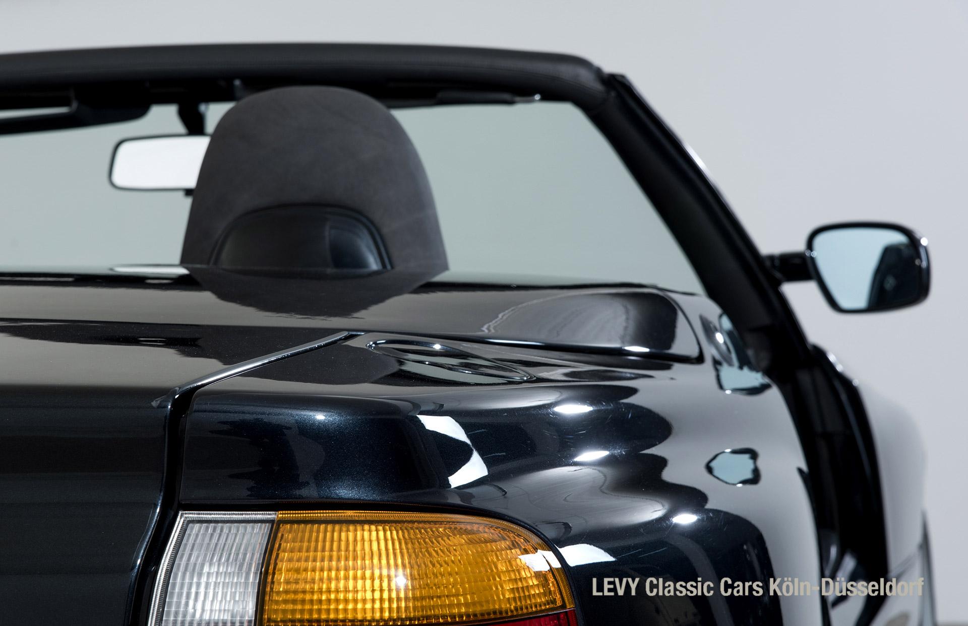 Bmw Z1 Schwarz 64 Levy Classic Cars