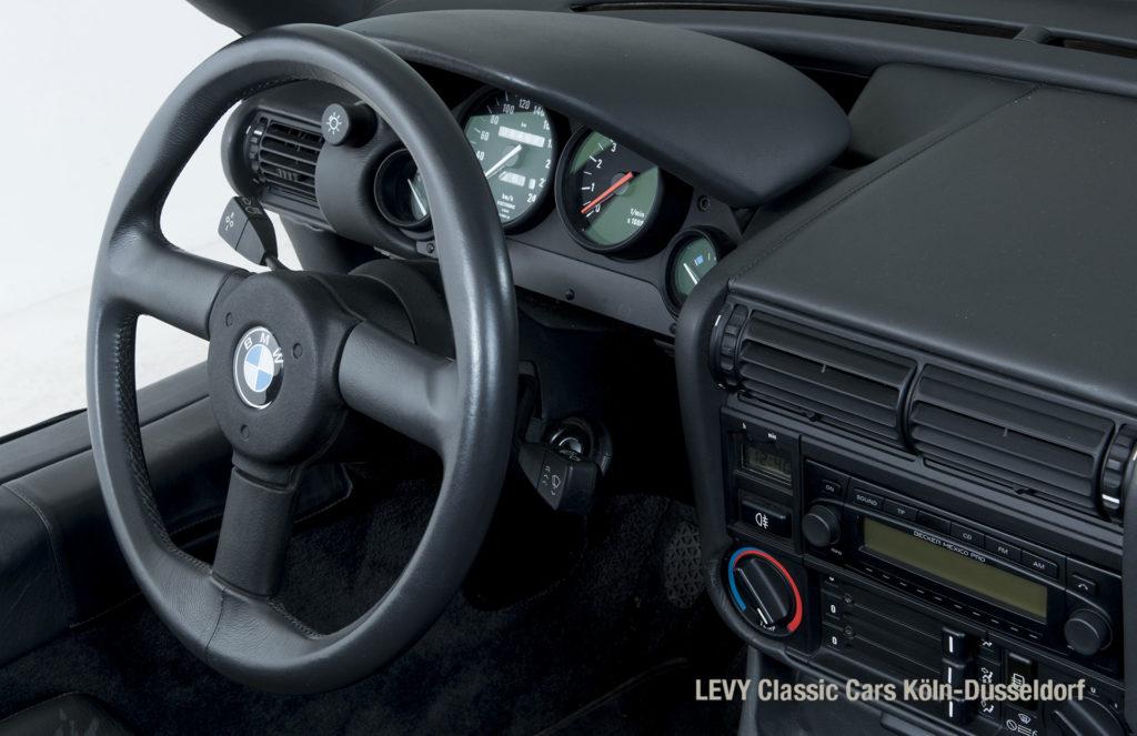 Bmw Z1 Schwarz 70 Levy Classic Cars