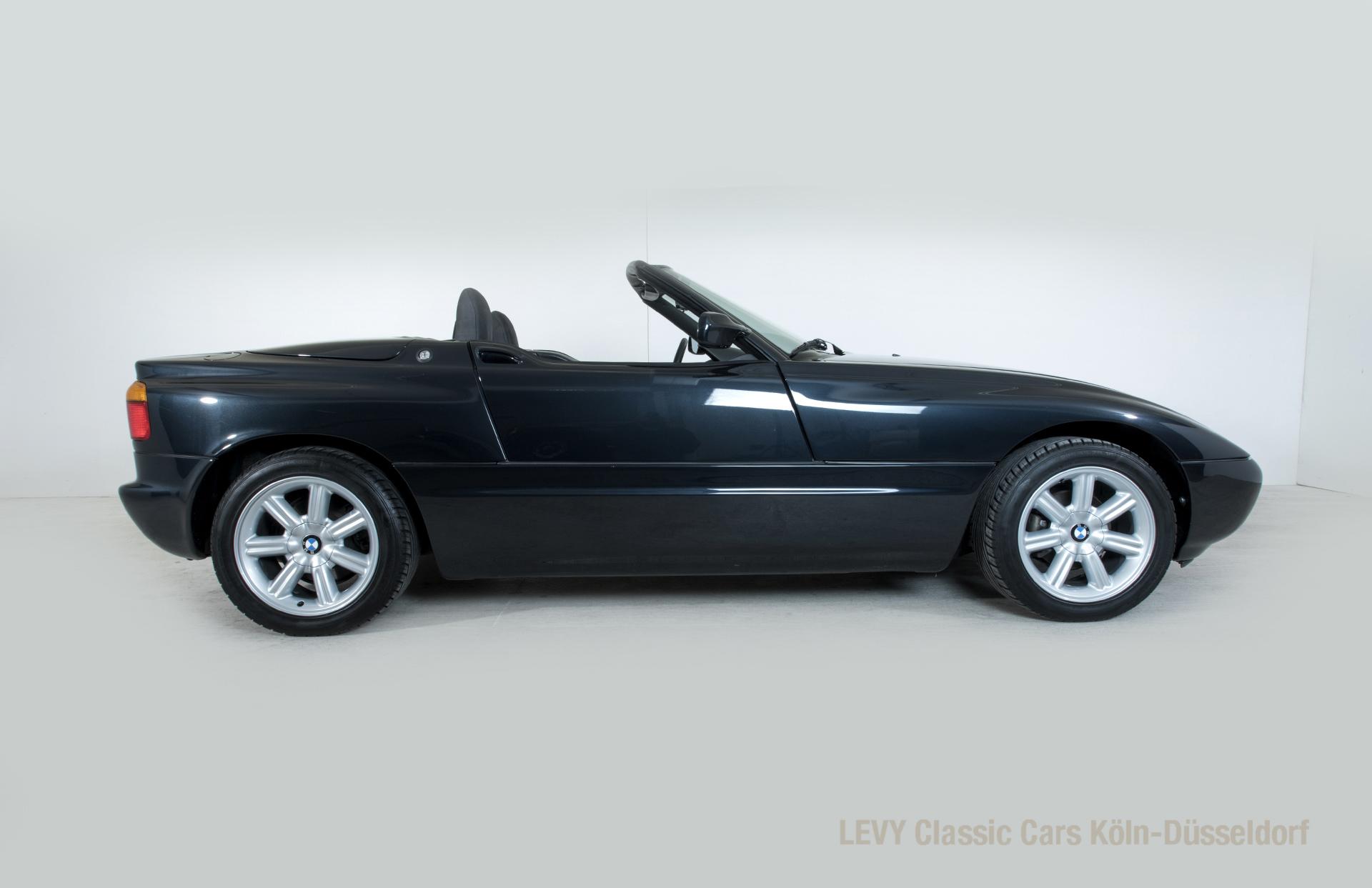 BMW Z1 Schwarz 80