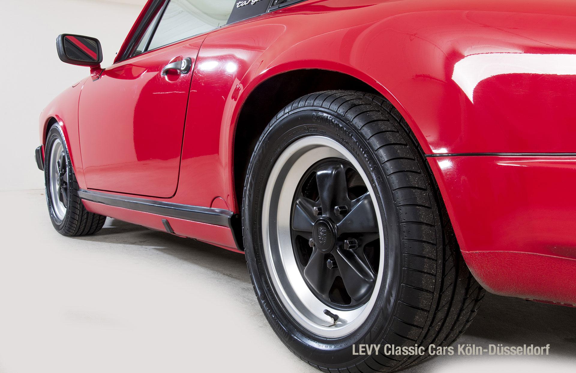 Porsche 911 rot Targa 160518 07