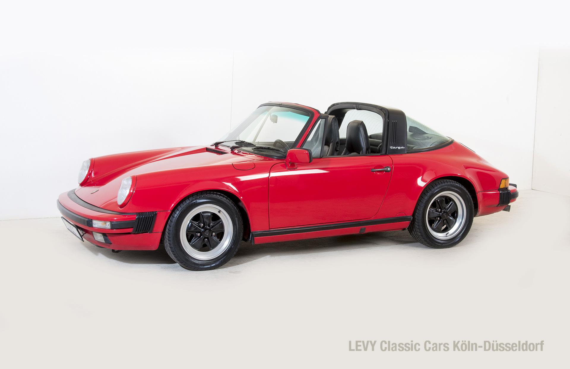 Porsche 911 rot Targa 160518 10