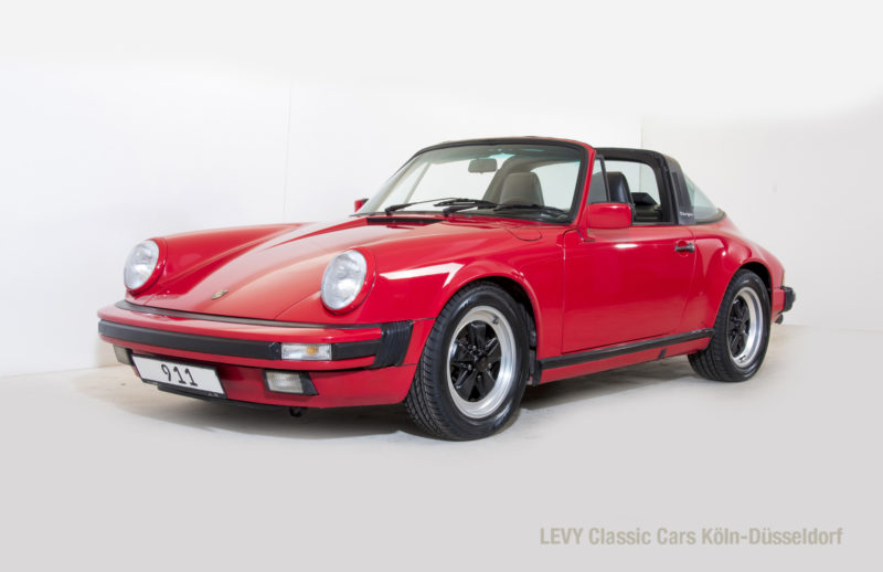 Porsche 911 rot Targa 160518 11