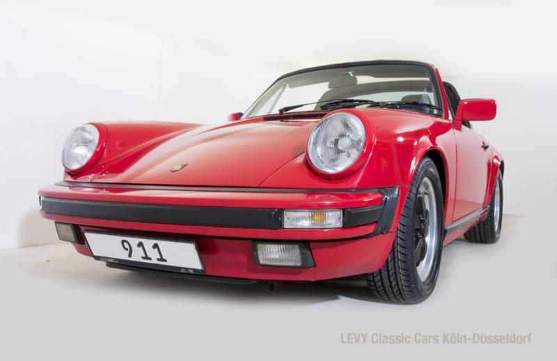 Porsche 911 rot Targa 160518 12