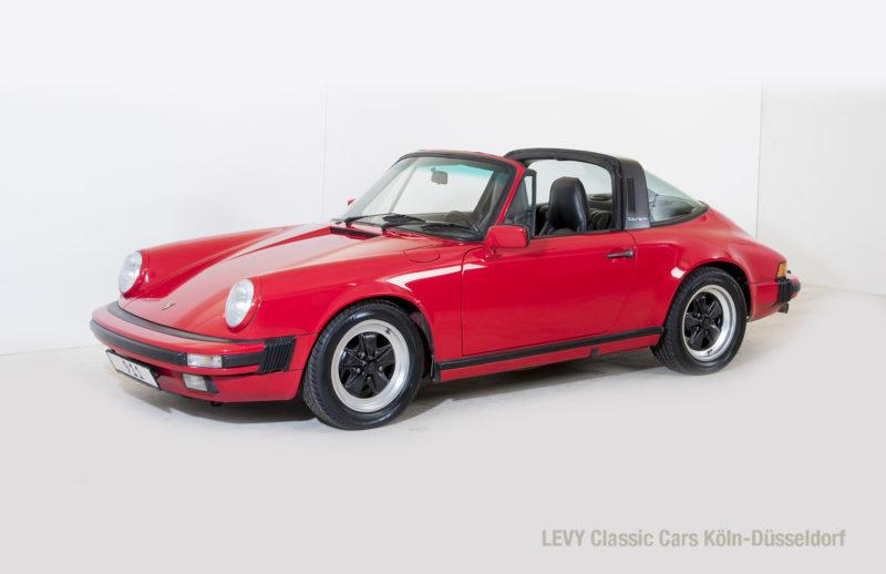 Porsche 911 rot Targa 160518 15