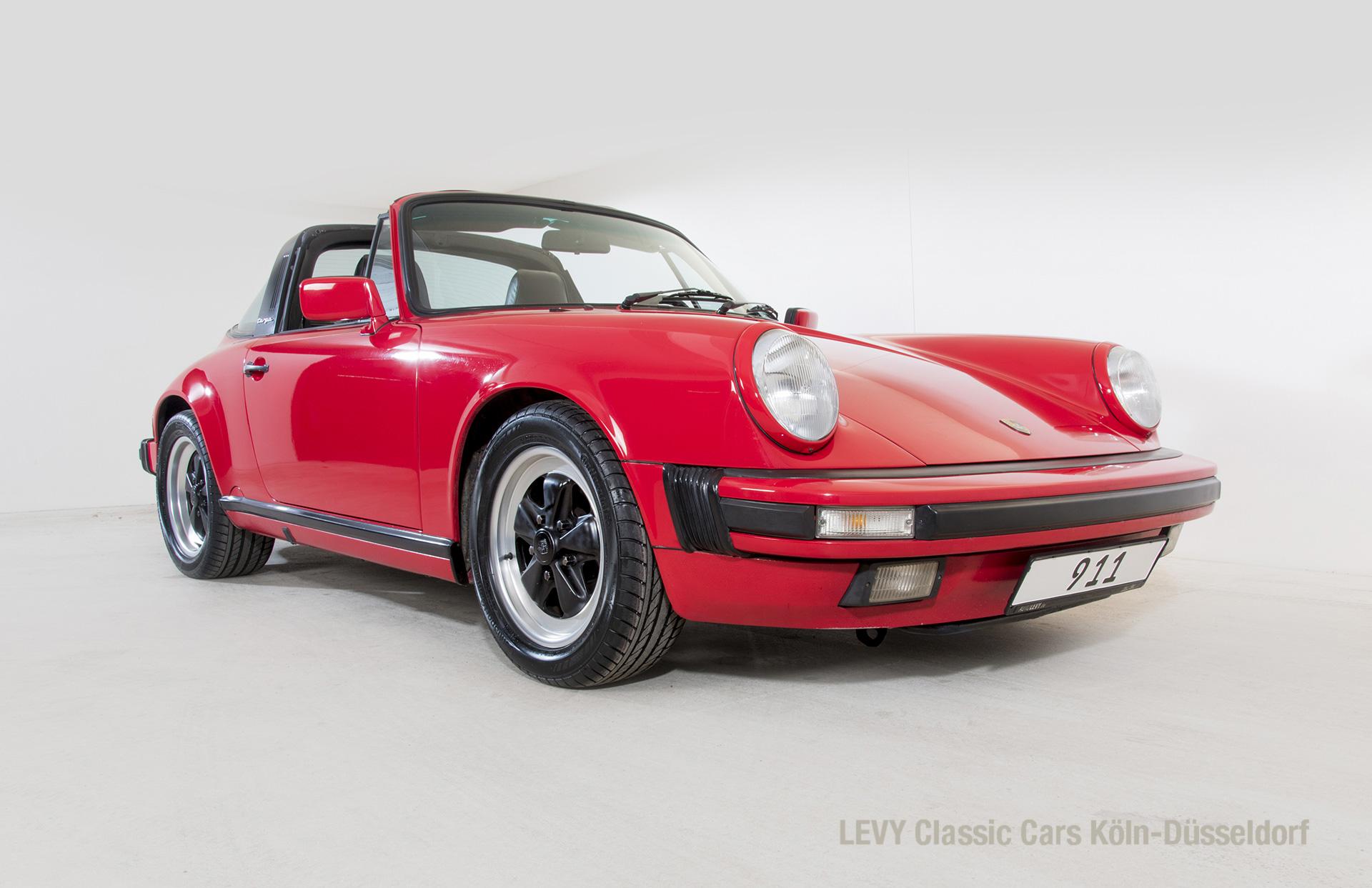 Porsche 911 rot Targa 160518 43