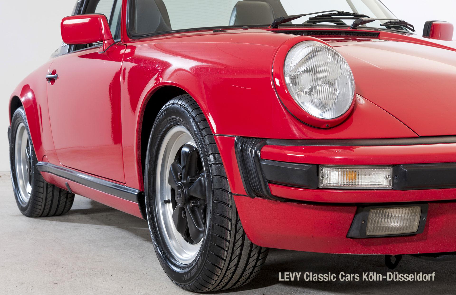 Porsche 911 rot Targa 160518 47