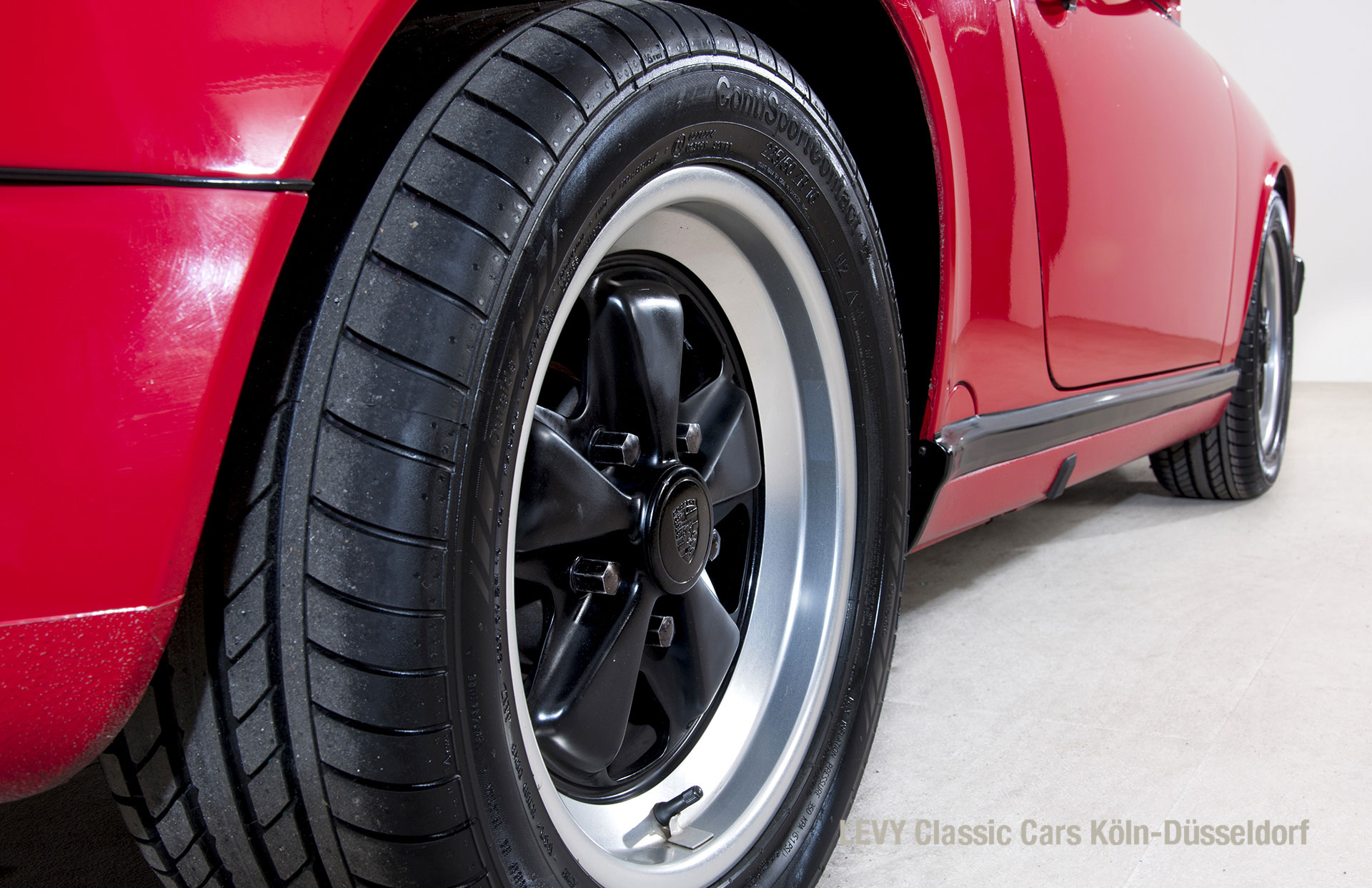 Porsche 911 rot Targa 160518 55