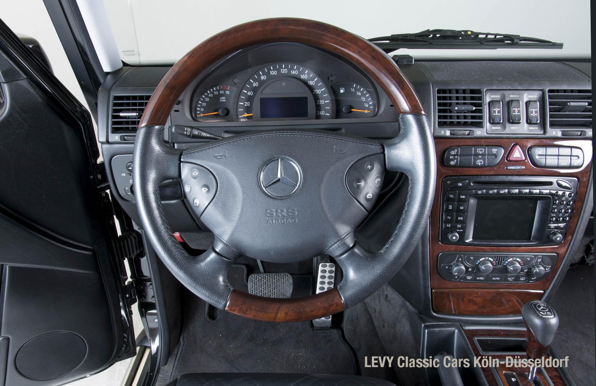 MB G500 schwarz 169523 108