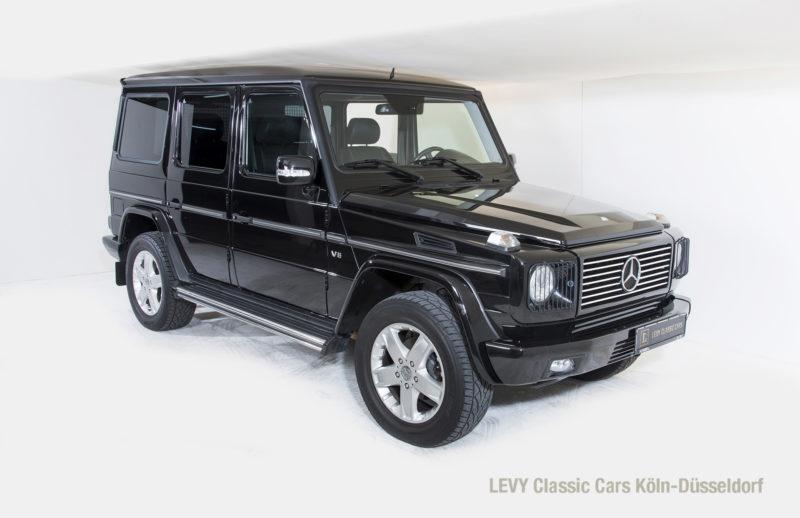 MB G500 schwarz 169523 112