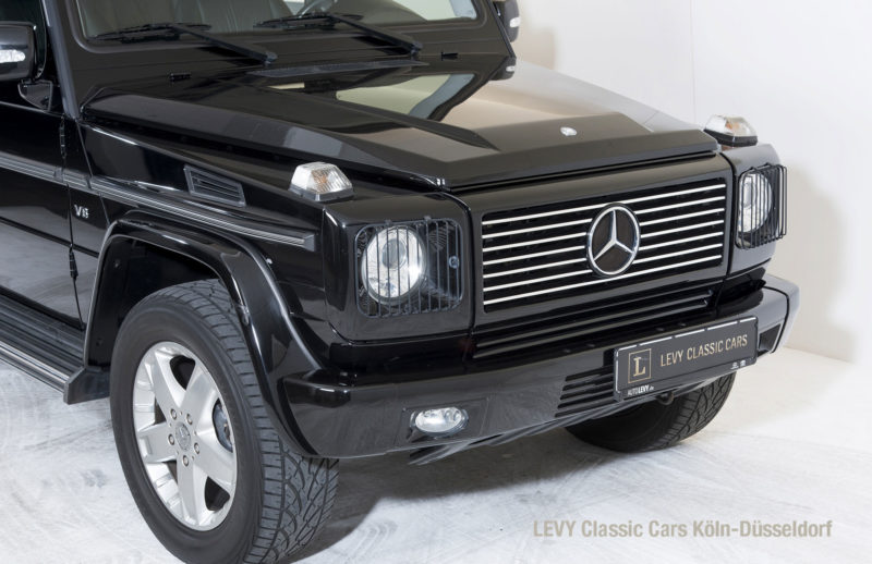 MB G500 schwarz 169523 114