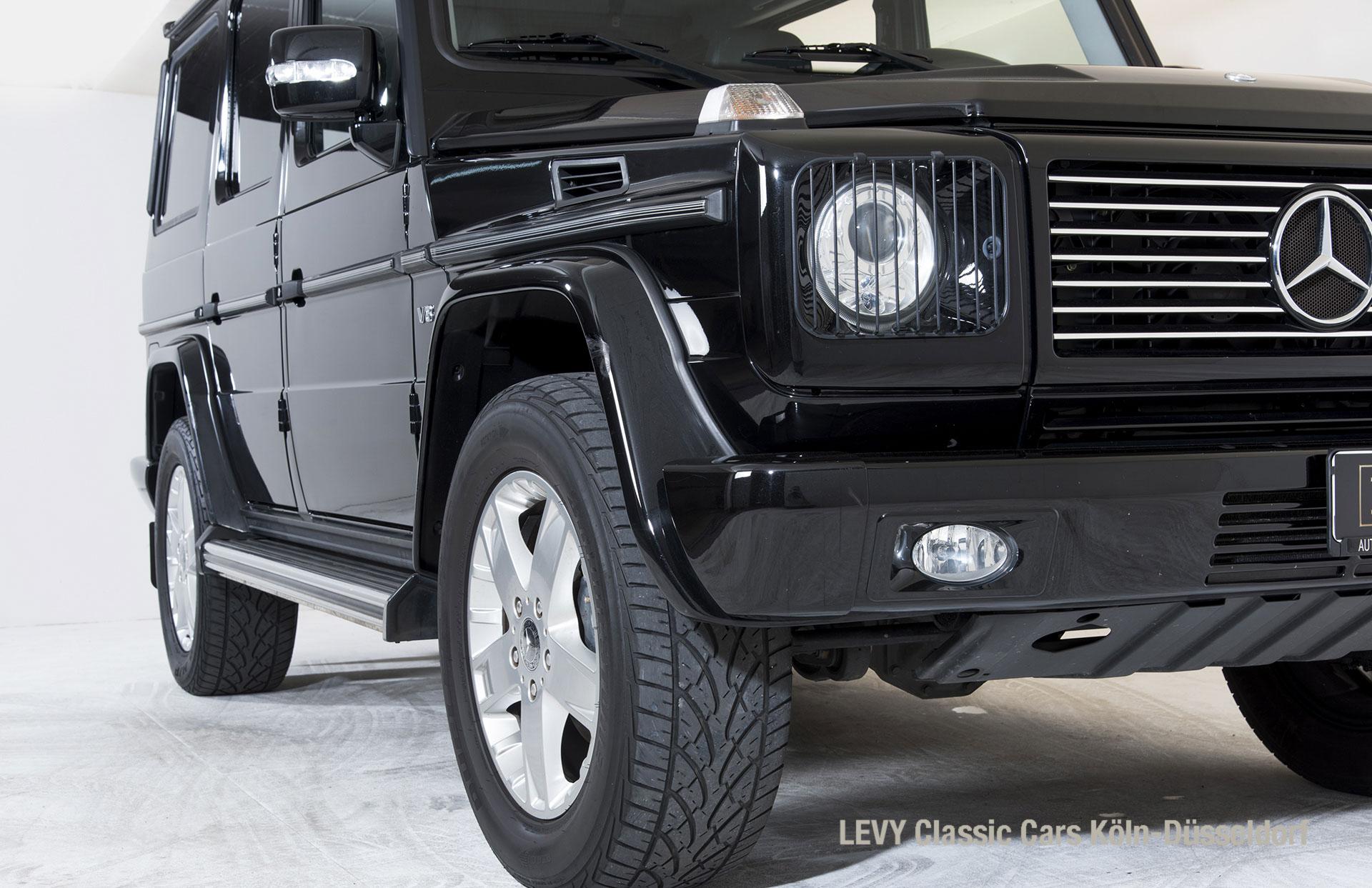 MB G500 schwarz 169523 118