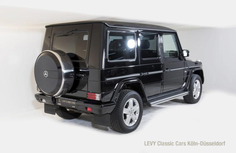 MB G500 schwarz 169523 121