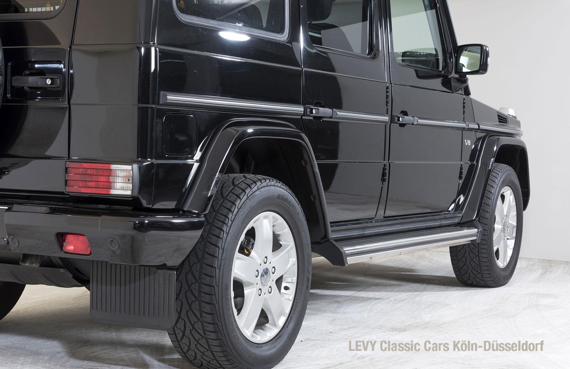 MB G500 schwarz 169523 123