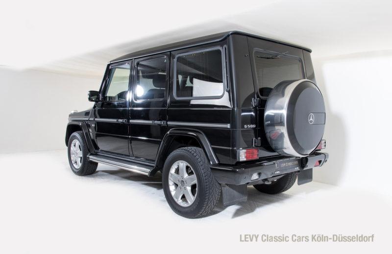 MB G500 schwarz 169523 64