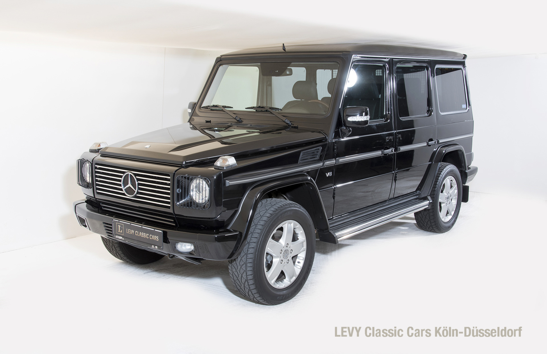 MB G500 schwarz 169523 66