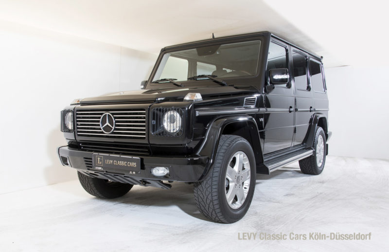 MB G500 schwarz 169523 68