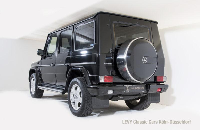 MB G500 schwarz 169523 76
