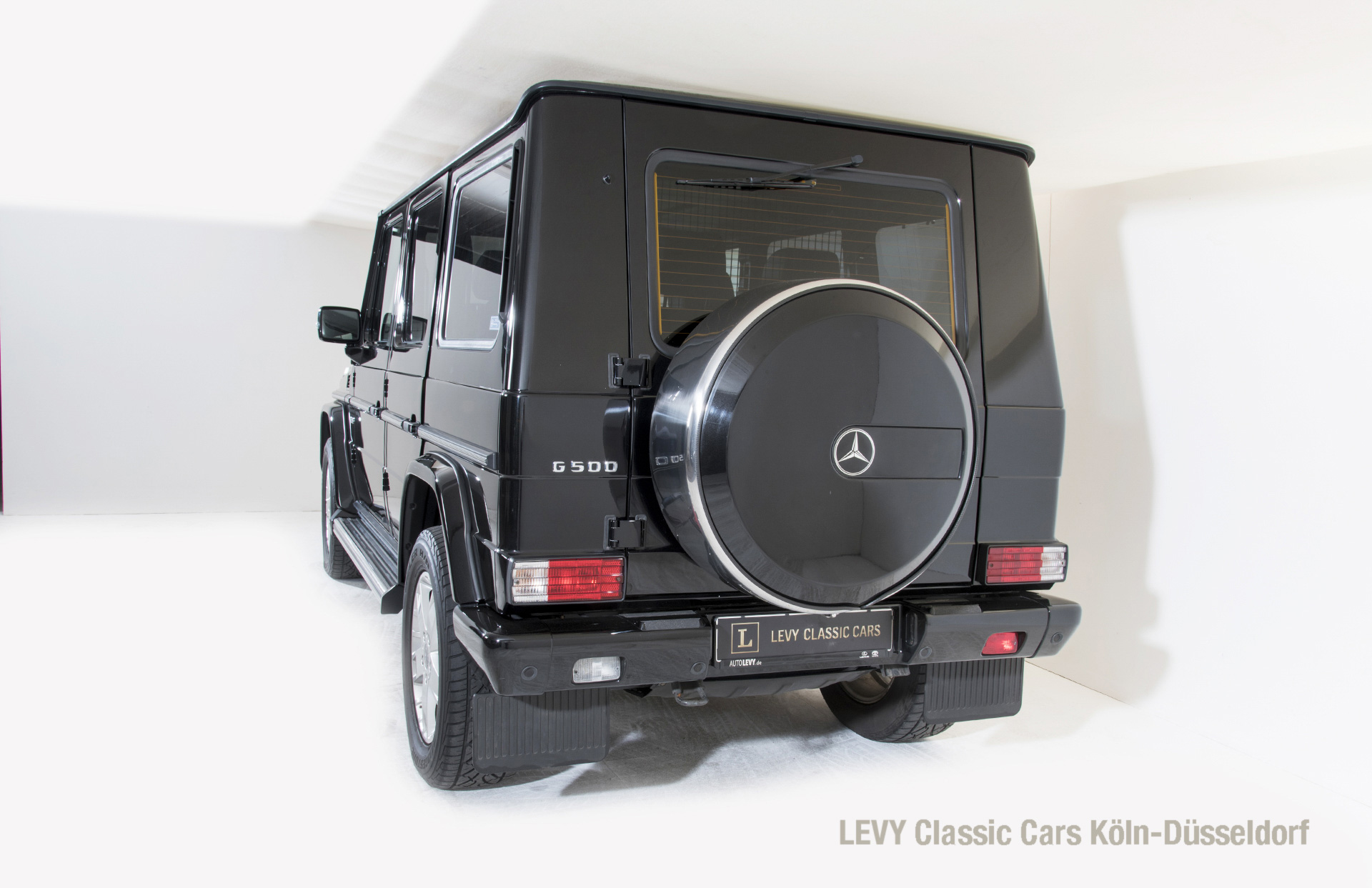 MB G500 schwarz 169523 77