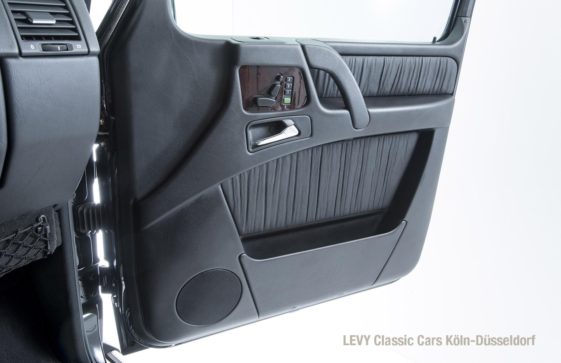 MB G500 schwarz 169523 86