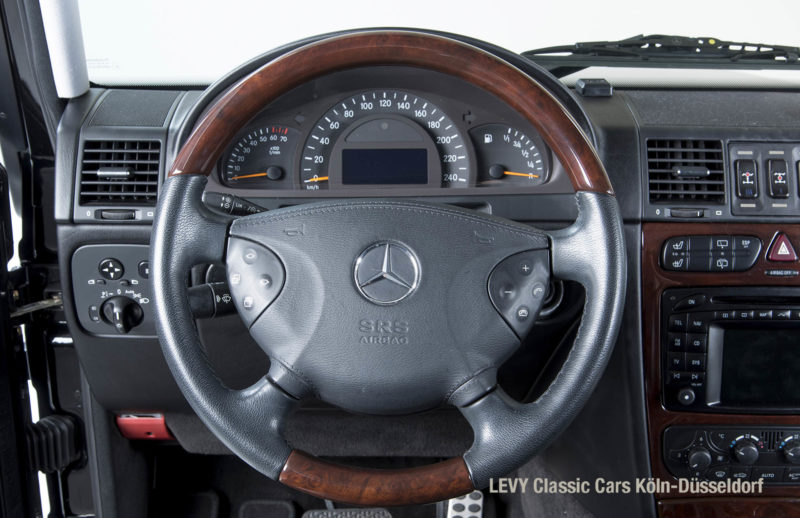 MB G500 schwarz 169523 92
