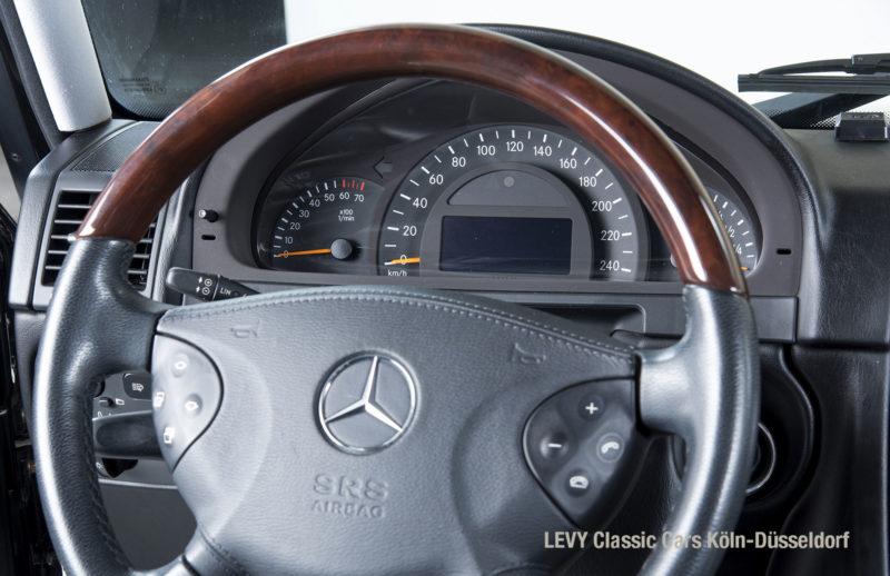 MB G500 schwarz 169523 93
