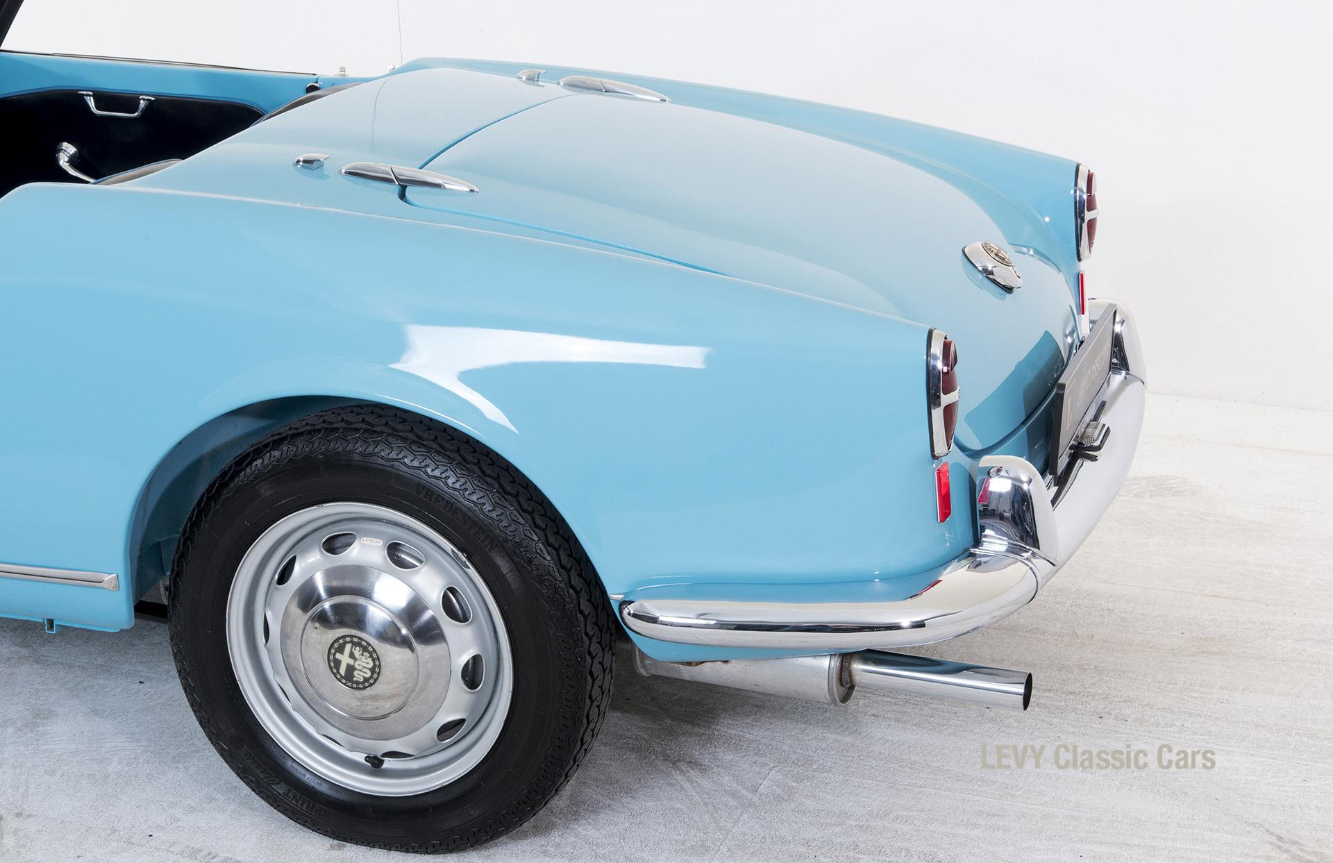Alfa blau AR14950259 61