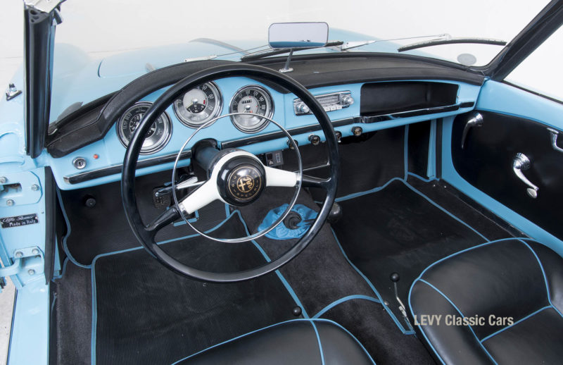 Alfa blau AR14950259 81